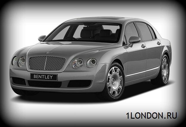 лондонской машины бентли